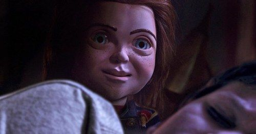 Chucky Gets Creepy in Unnerving Peek at the Child's Play