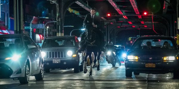 What's The Song In The John Wick: Chapter 3 Trailer?