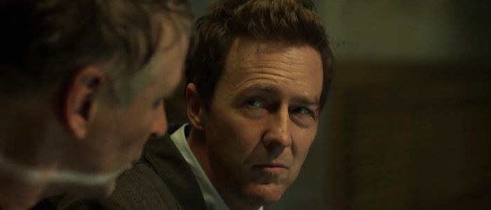 'Motherless Brooklyn' Trailer: Edward Norton is a Detective With Tourette's in 1950s Crime Drama