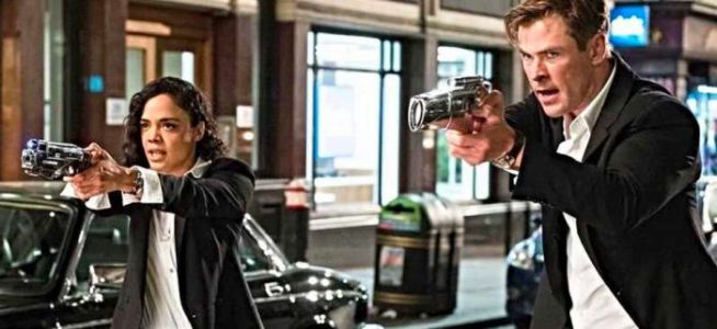 'Men In Black: International' Trailer: Chris Hemsworth and Tessa Thompson Protect Earth from the Scum of the Universe