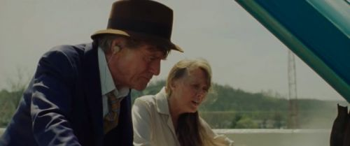 'The Old Man and the Gun' Extended Preview: Robert Redford Makes a Smooth Getaway