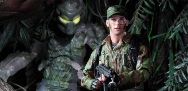 Cool Stuff: NECA Finally Gives Shane Black His Own 'Predator' Action Figure