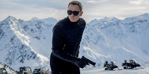There's A Cool New James Bond Experience On Top Of A Mountain In Austria