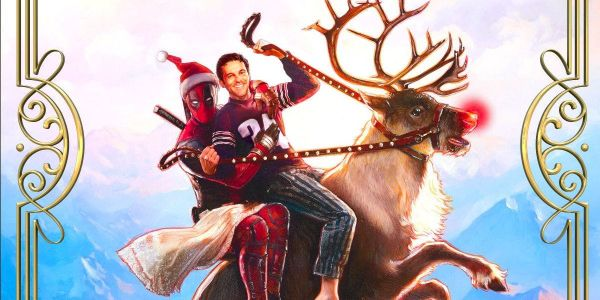 Deadpool & Fred Savage Team Up in Once Upon a Deadpool Poster
