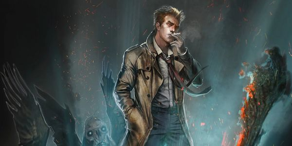 Unused Injustice 2 Character Designs Include Constantine & Penguin