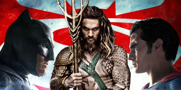 Aquaman's Jason Momoa Discusses Affleck & Cavill Potentially Exiting the DCEU