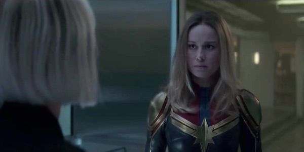 Re-Watch Captain Marvel's Mid-Credits Scene Before Seeing Avengers: Endgame
