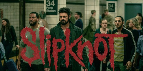 Amazon's The Boys Featured In Slipknot's New Music Video