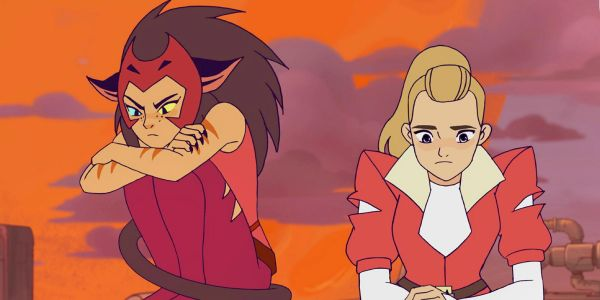 Netflix's Redesigned She-Ra First Look & Release Date Revealed