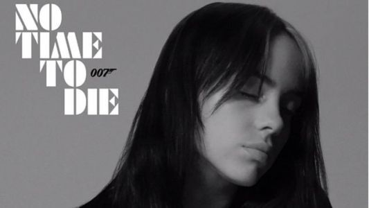 NO TIME TO DIE: Have A Listen To Billie Eilish's Haunting New JAMES BOND Theme Song In Full