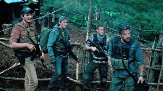 TRIPLE THREAT Vs. TRIPLE FRONTIER: A Look At Two Movies About More Than Three Badasses
