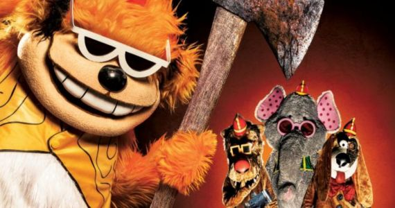 Banana Splits Movie Will Terrorize Blu-ray This August, Cover Art Unveiled