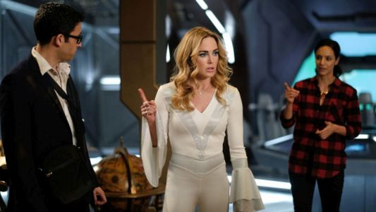 DC's Legends of Tomorrow are Caught in a Time Loop in New Promo