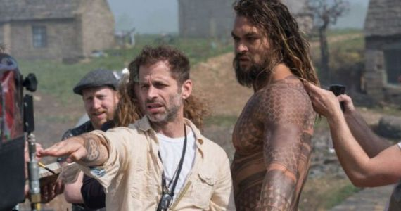 Snyder Helped Save Aquaman from Damage Done by Whedon in Justice League