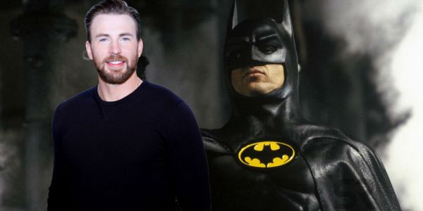 Chris Evans' Favorite Superhero as a Kid Was Batman
