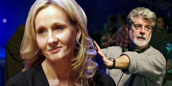J.K. Rowling Is Turning Into George Lucas