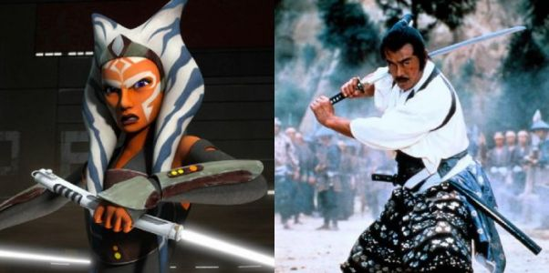 The Animated 'Star Wars' Shows Owe a Great Debt to a Classic Sonny Chiba Samurai Film