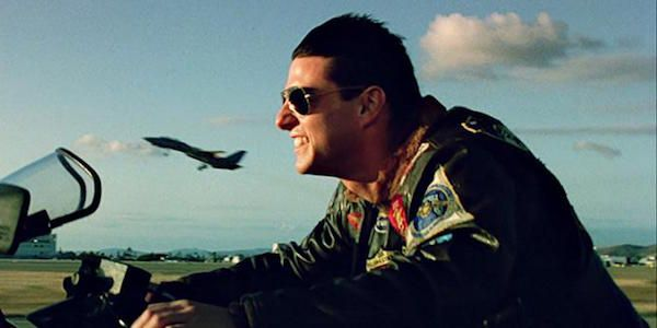 Tom Cruise Is Flying In Top Gun 2, Just Not In The Way You'd Think