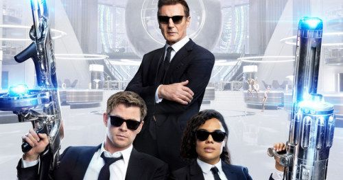 Men In Black: International Trailer Has Arrived, Meet the New