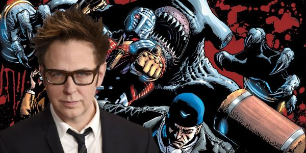 James Gunn Continues Hyping King Shark For The Suicide Squad