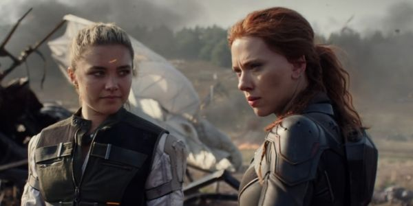 Scarlett Johansson's New Black Widow Photo Has Me Starting To Get Pumped For The Movie Again
