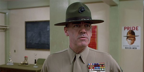 Full Metal Jacket Star R. Lee Ermey Has Died At 74