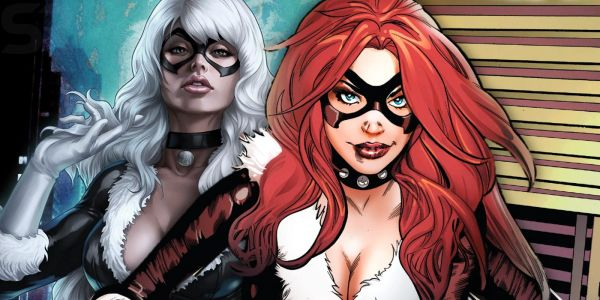 Marvel's NEW Black Cat Revealed in Symbiote Spider-Man