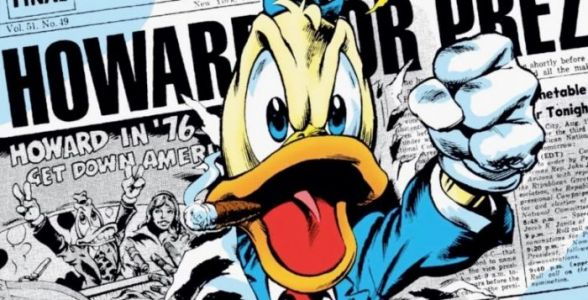 Kevin Smith Talks 'Howard the Duck' Animated Series Influences, Hypes Up 'MODOK' and 'Hit-Monkey' Footage