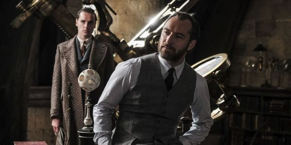 Fantastic Beasts 2: Dumbledore's Sexuality 'Not Explicitly' Referenced