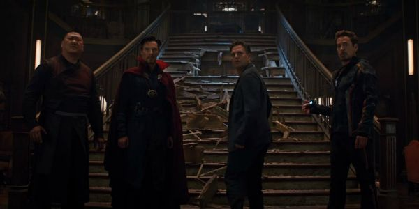 New Infinity War TV Spot Asks Tony Stark for Help