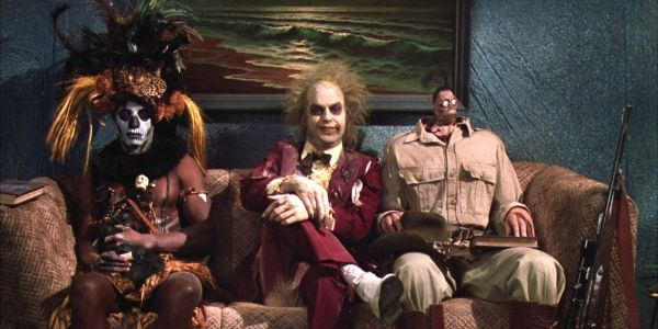 Beetlejuice: Every Ghost In The Neitherworld Waiting Room