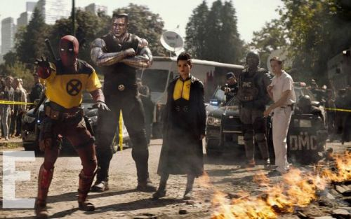 The Merc With The Mouth FINALLY Joins The X-Men In Cool New DEADPOOL 2 Image