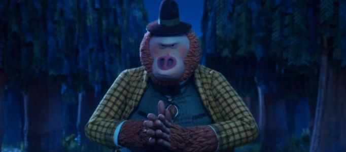 'Missing Link' Trailer: Zach Galifianakis is a Bigfoot Named Susan