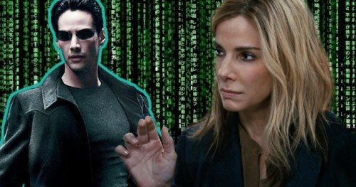 The Matrix Almost Had Sandra Bullock as Female NeoBefore Keanu