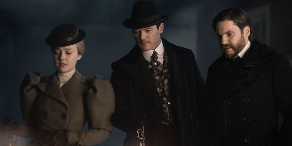 Alienist Sequel Series The Angel Of Darkness Ordered By TNT