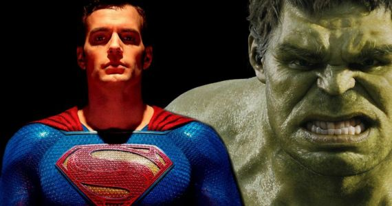Henry Cavill's Superman Will Only Be a Supporting Character Like the MCU's Hulk?