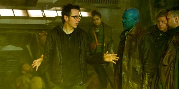 James Gunn Opens Up About Guardians Of The Galaxy Firing