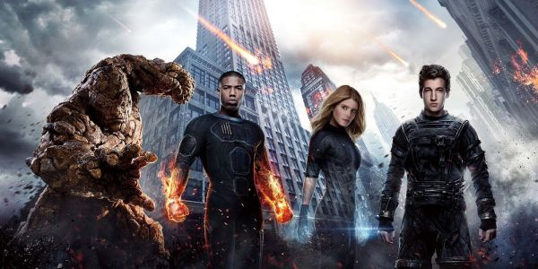 Fantastic Four Writer Jeremy Slater Apologizes For 2015 Reboot