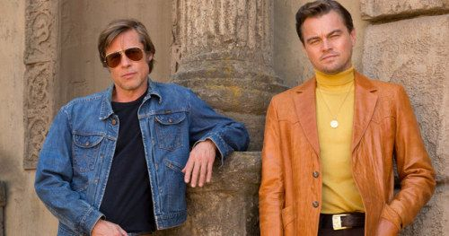 First Look at DiCaprio and Pitt in Tarantino's Once Upon a