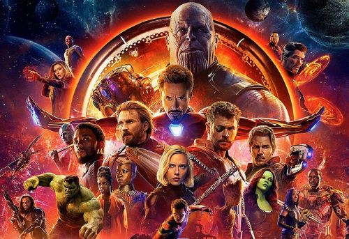 Watch the Avengers: Infinity War Red Carpet Live!