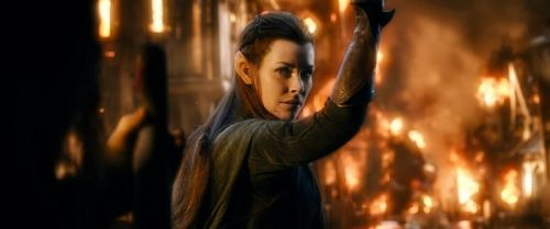 How Peter Jackson Got Evangeline Lilly Out of Retirement