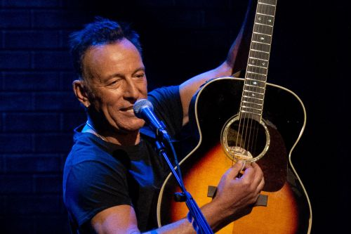 Bruce Springsteen Could Finally Get His EGOT with 'Springsteen on Broadway' Emmy Nomination