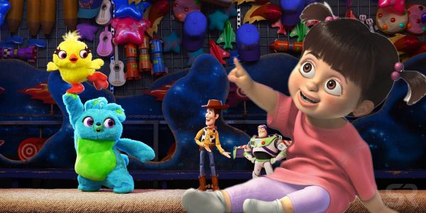 Toy Story 4 Has TWO Possible Cameos From Monsters, Inc's Boo