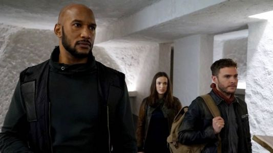 Marvel's Agents of SHIELD Episode 5.10 Promo: Past Life