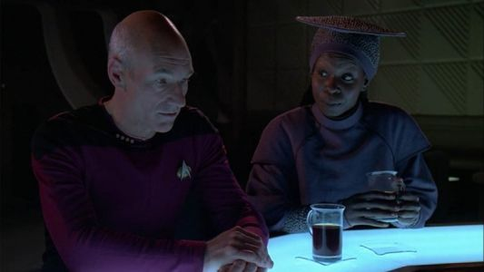 Whoopi Goldberg to Return as Guinan in Star Trek: Picard Season 2