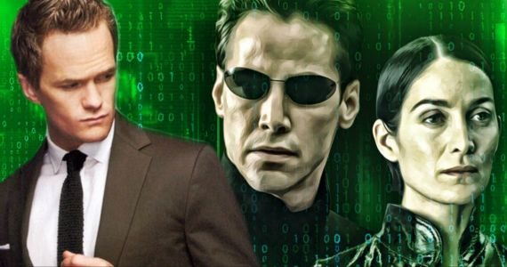 Neil Patrick Harris Only Has a Small Role in The Matrix 4, But He's Making the Most of It