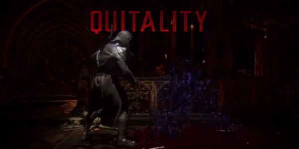Mortal Kombat 11 Pokes Fun At Rage-Quitting With New Quitality