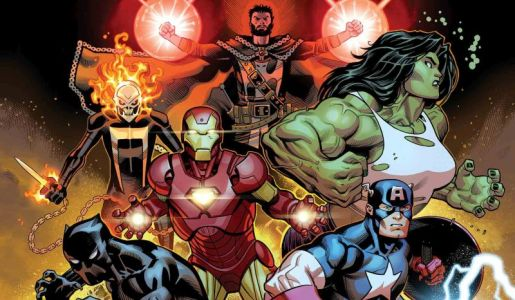 The Full Marvel May 2018 Solicitations!