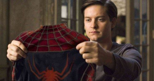 Tobey Maguire Doesn't Rule Out Another Superhero