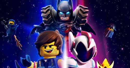 New Lego Movie 2 Trailer Introduces Chris Pratt as Rex